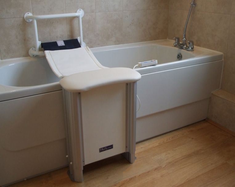 Bath lift sonaris reclining bath lift bath lifts sonaris archimedes