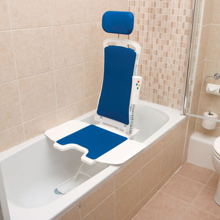 bath lifts sonaris, bath lift dealer ohio, bath lift, sonaris bath lift