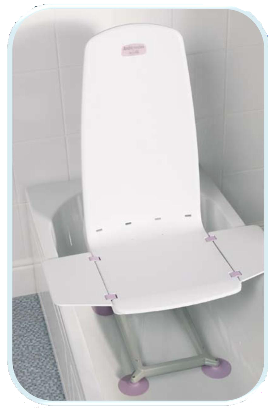 hydraulic bath lifts, ameriglide bath lift, bath lift video, bath lift video