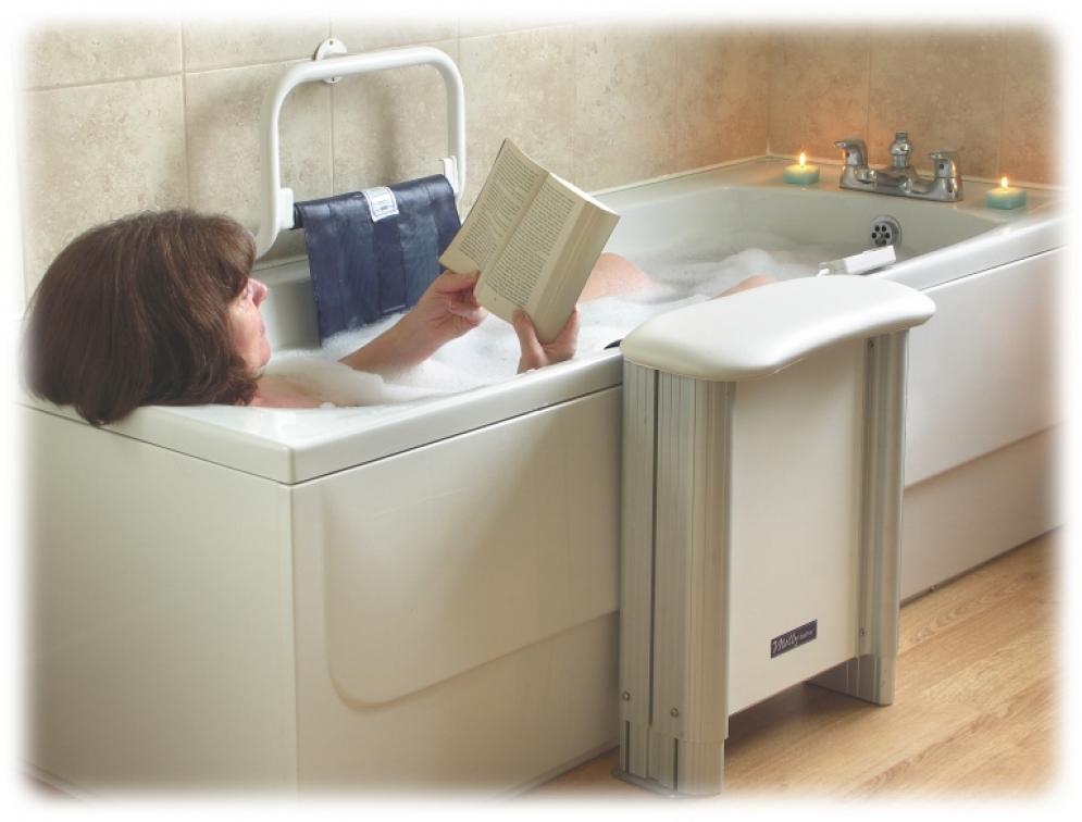 sonaris bath lifts, unblocking lift turn bath, liberty bath lift, sonaris bath lift video