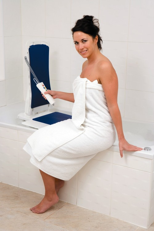 bath tub lifts, aqua bath lift, medical bath lifts, 303 bath lift