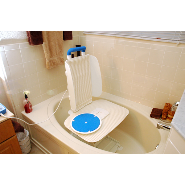 archimedes bath lift, bellavita bath lift, aquatec bath lifts, bath lifts for totally handicapped