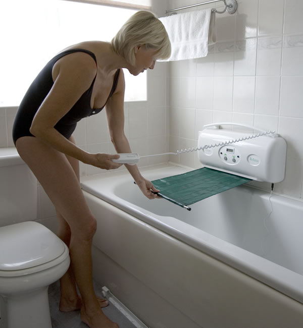 bath lift, liberty bath lift, firststreet bath lifts, dealers for minivator 303 bath lift