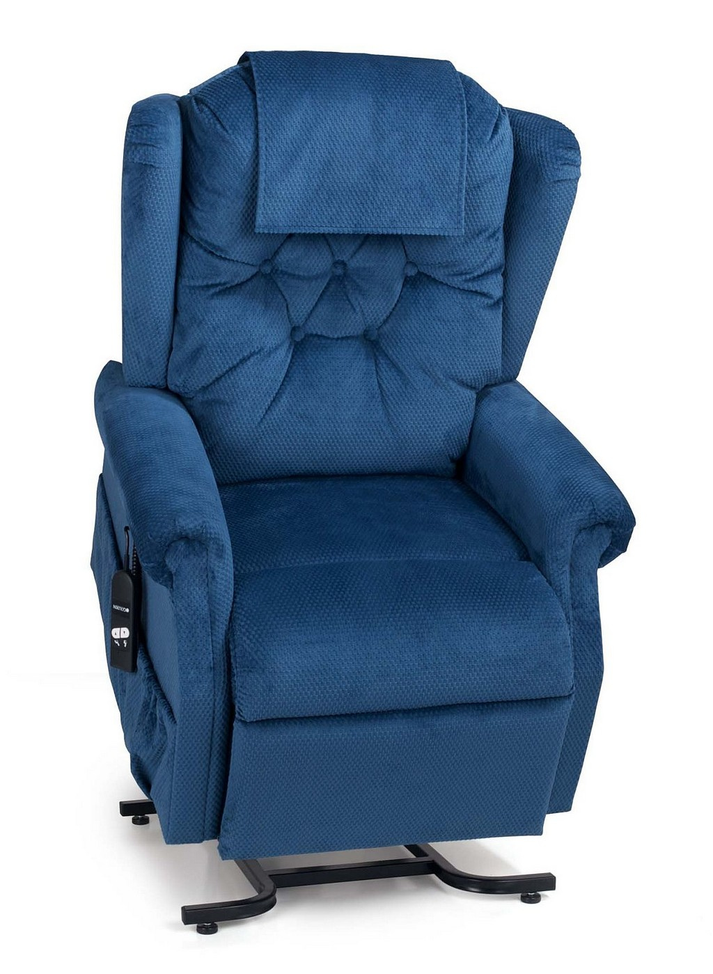 blue lift chair, blue lift chair, hubbell motor liftchair, lift chairs in pa