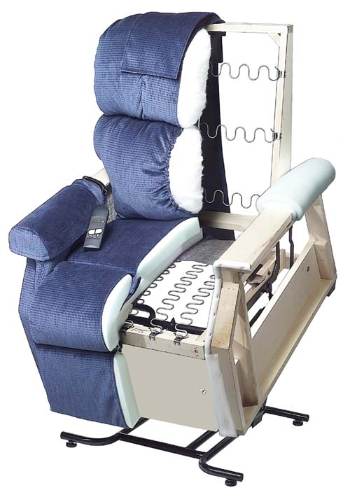 free lift chairs or very low price, consumer guide to lift chairs, full recline chaise lift chair, catnapper lift chair