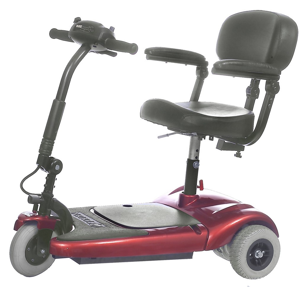 Wheelchair Assistance Used Mobility Scooter Parts