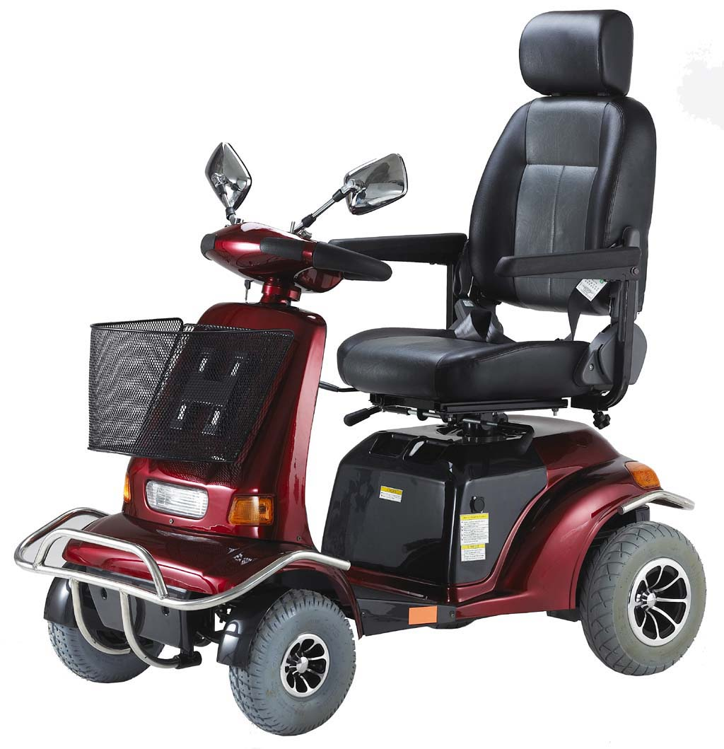 Quality used electric scooters, wheelchairs, and lifts