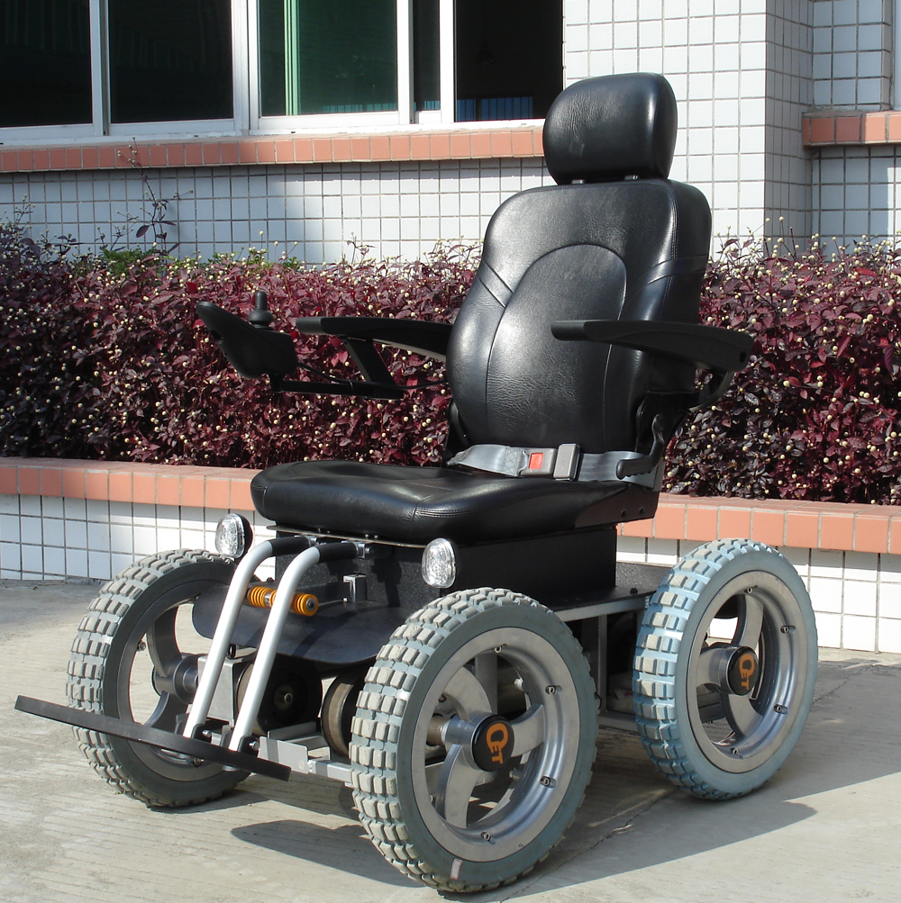 Wheelchair Assistance Dalton Rear Wheel Power Chair