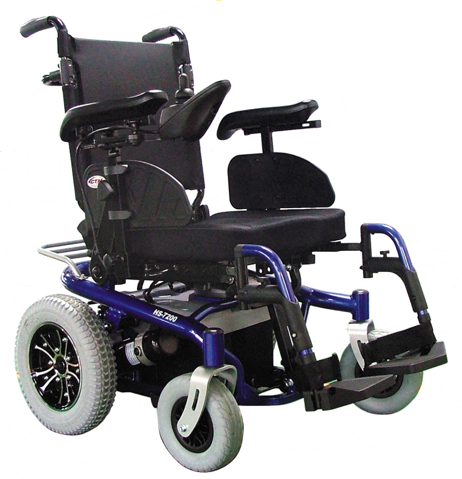 spinlife heavy duty power wheel chair, power wheelchair carrier, authorized power wheelchair lift dealer, dalton heavy duty power wheelchair