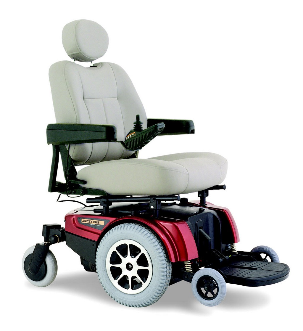 Wheelchair Assistance Invacare Pronto M51 Power Wheelchair