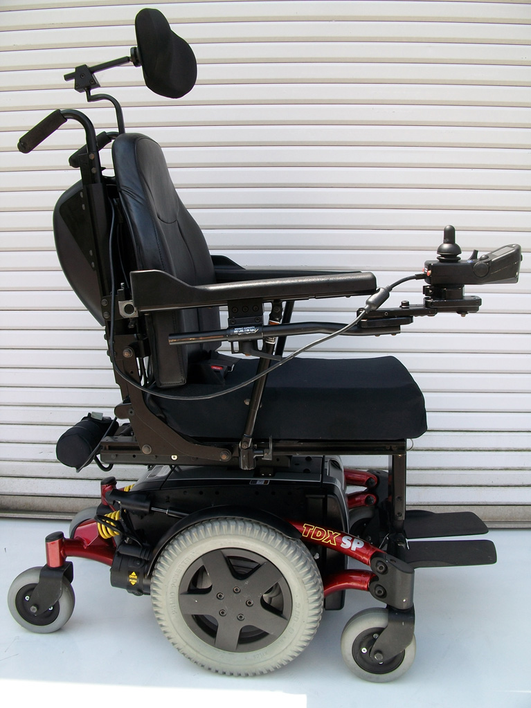 invacare pronto power wheelchair, head controlled power wheelchair, mkiv-a electric wheelchair invacare, metro power wheel chair