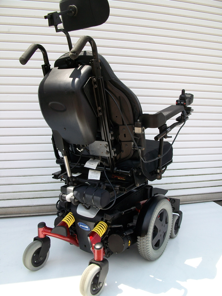 power wheelchairs for donation, head controlled power wheelchair, used electric wheelchair parts used, pimed out power wheelchair