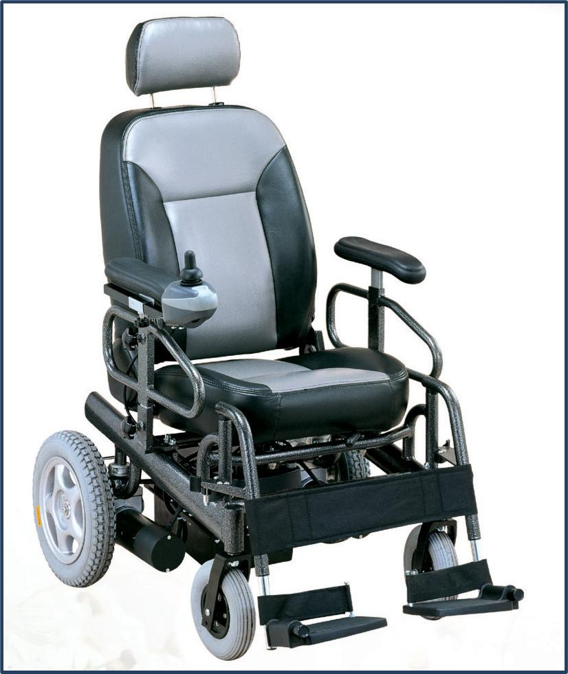 Wheelchair Assistance Liability Insurance For Power