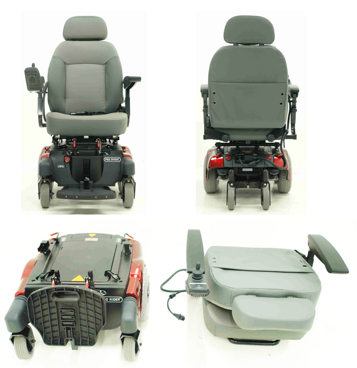 Wheelchair Assistance Power Wheelchair Motor Brushes
