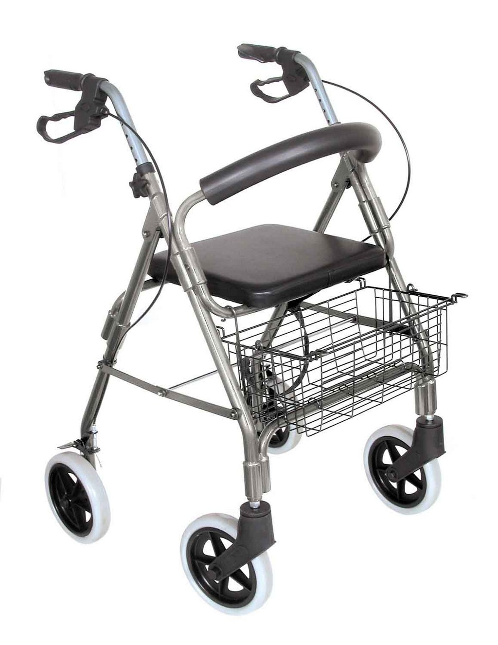 four wheel rollators, rollator walkabout, bariatric rollators, rollator parts