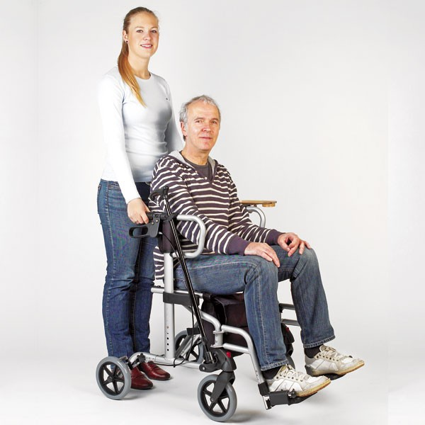 eagle health ha-4 adjustable rollators, dalton rollators, rollator, bariatric rollator