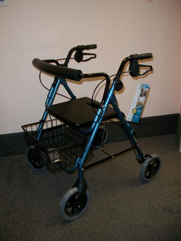 rollators for disabled winston-salem, rollators with seat, probasics rollators, wide rollators with seat