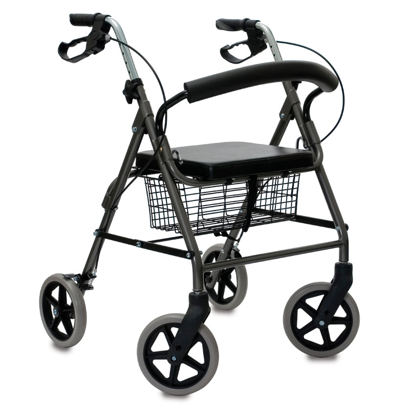 rollator replacement wheels, bay rollator whell chair, rollator walkers, rolling rollator walker