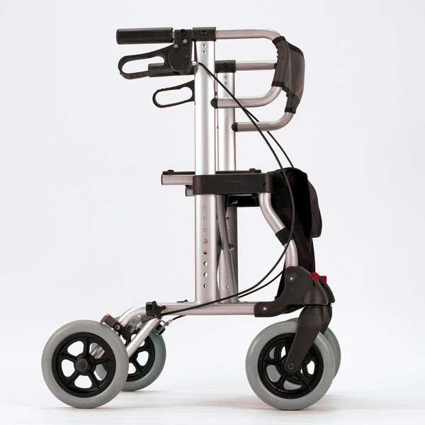 sam hall rollator wheels, guardian rollator, where to buy rollators, three wheeled rollators