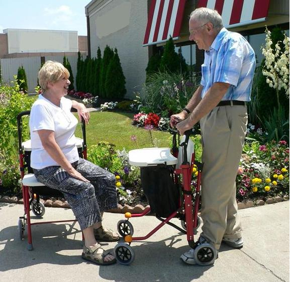 rollators and walkers, drive duet transport chair rollator, roscoe rollator, eagle health ha-4 adjustable rollators