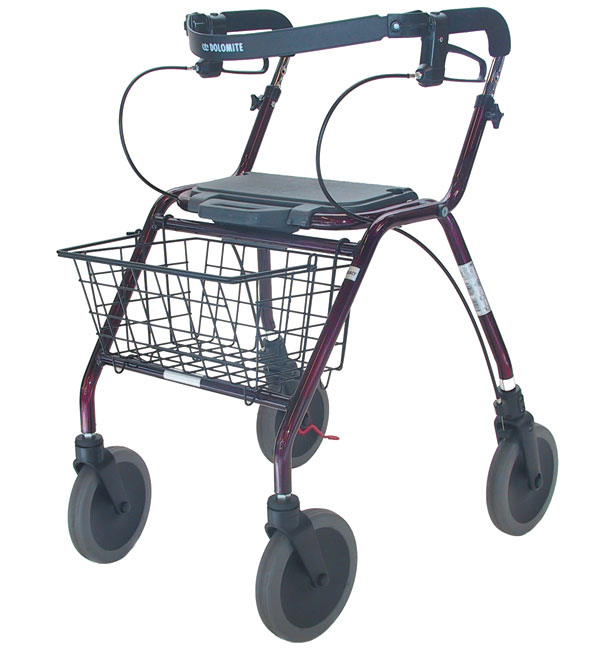 rollator w1700, medline freedom rollator, childrens rollators, three-wheeled rollators