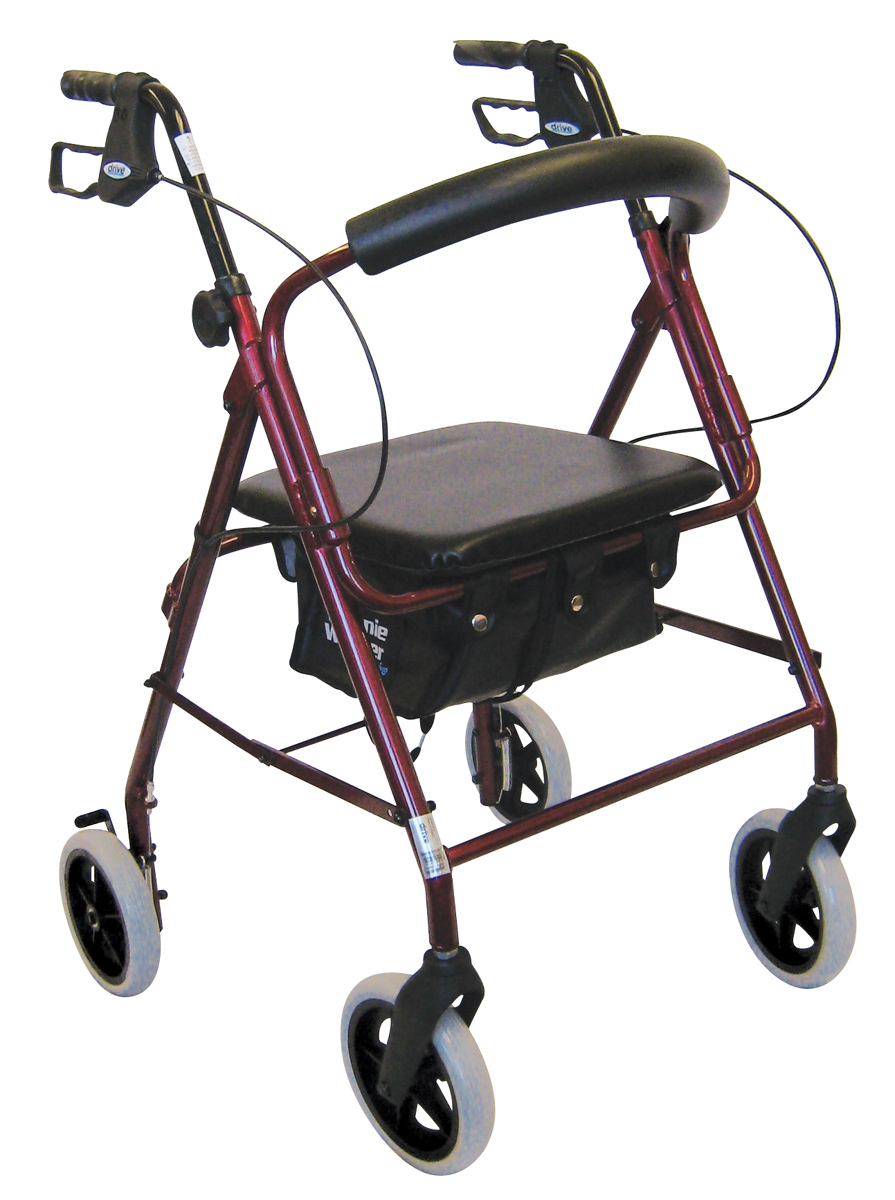 bariatric rollators, drive walker rollator, rollator transport walker, jr rollators