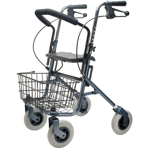 medline ultra light rollator, pronto rollators, invacare rollator, invacare economy jr rollator