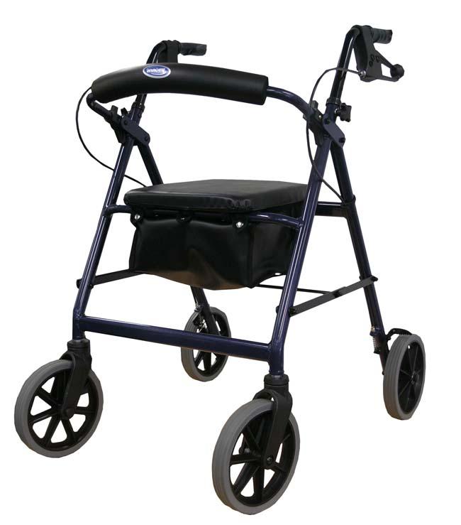 Wheelchair Assistance Nova Rollator Wheel Walkers