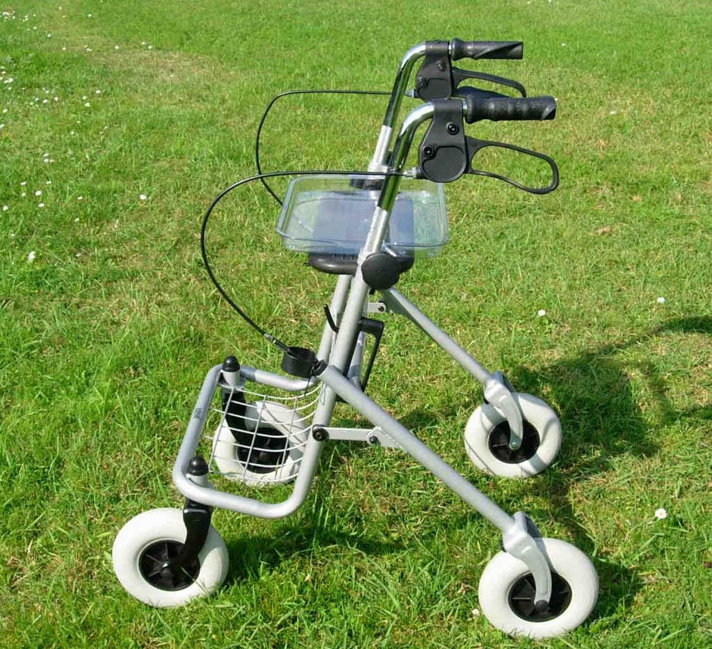 Wheelchair Assistance Dalton Rollators