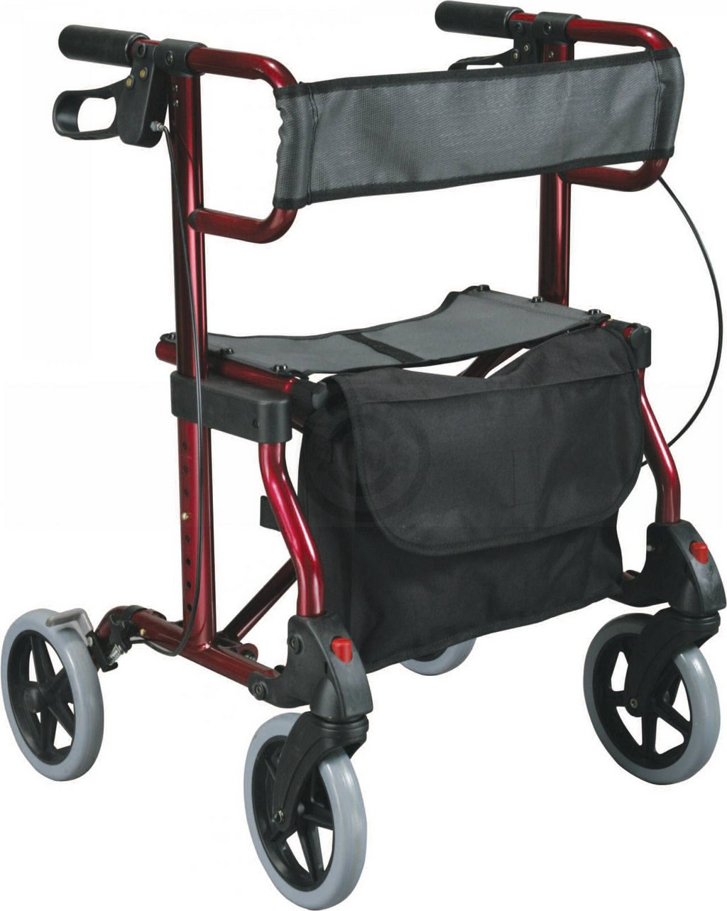 pro basics rollators, bariatric rollator, cosco rollators, three wheeled rollators