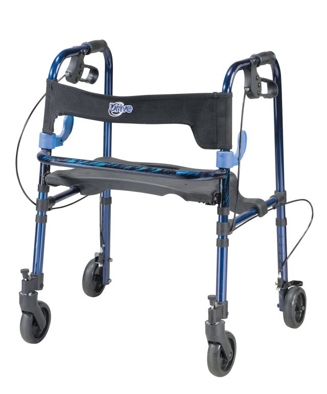 probasics rollators, medline rollators, rollator comparison, duty rollator