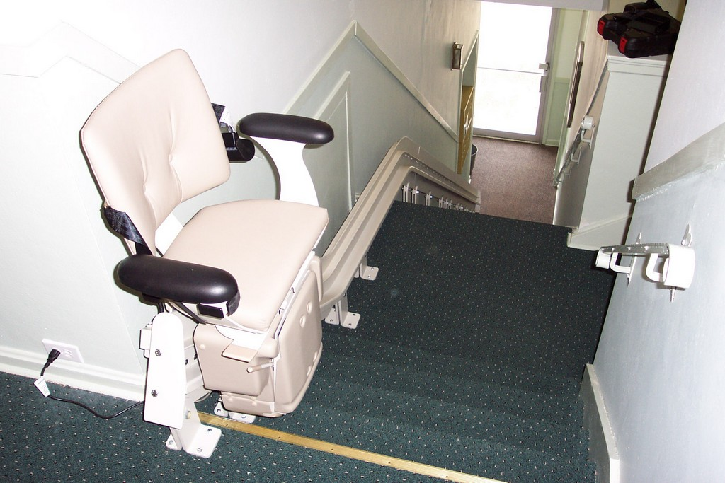 standup stair lift, new stairlifts for sale, reconditioned stair lifts, stair lift design requirements