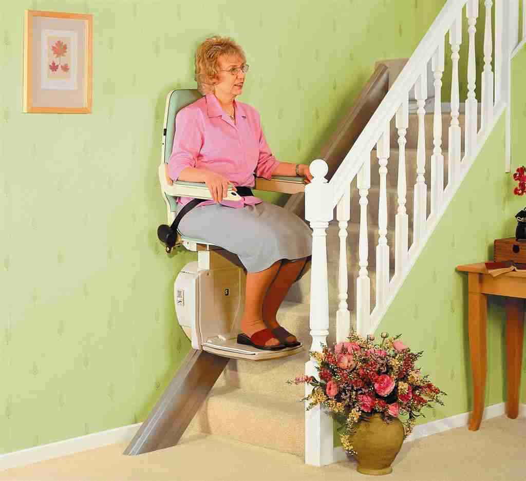 Assistance Home Chair Stair Lift Within Electric Chair Lift For Stairs