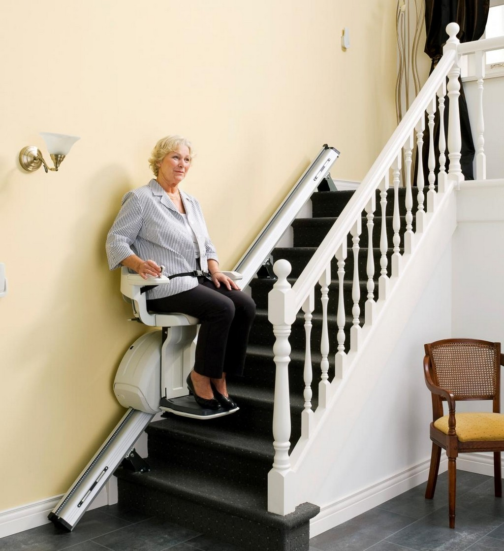 Lift Assist In Home : Wheelchair assistance home stair lifts