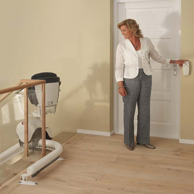 stair lift home, ada stair lift, bruno curved stair lift, medicare assisted stairlifts