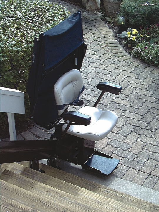 Wheelchair assistance cost of chair stair lifts for Motorized chair for stairs cost