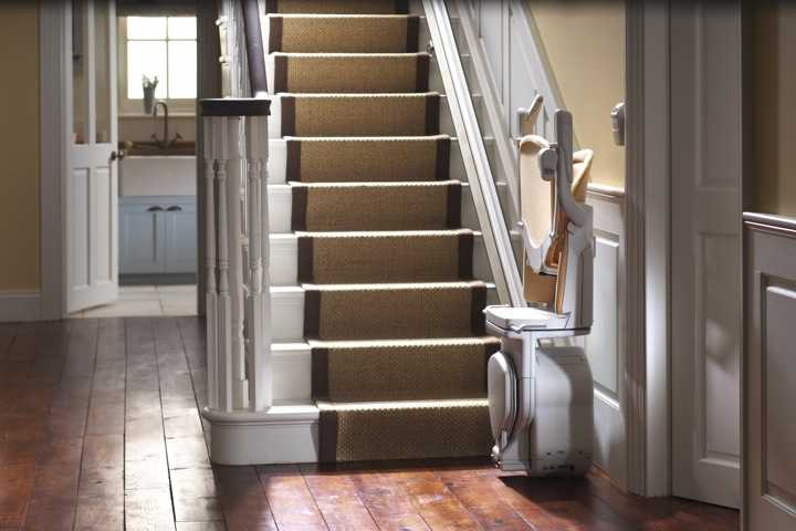 ameriglide ultra standard stair lift, harmar stairlifts, concord stair lift chair repair, stairlift sales in southwest michigan
