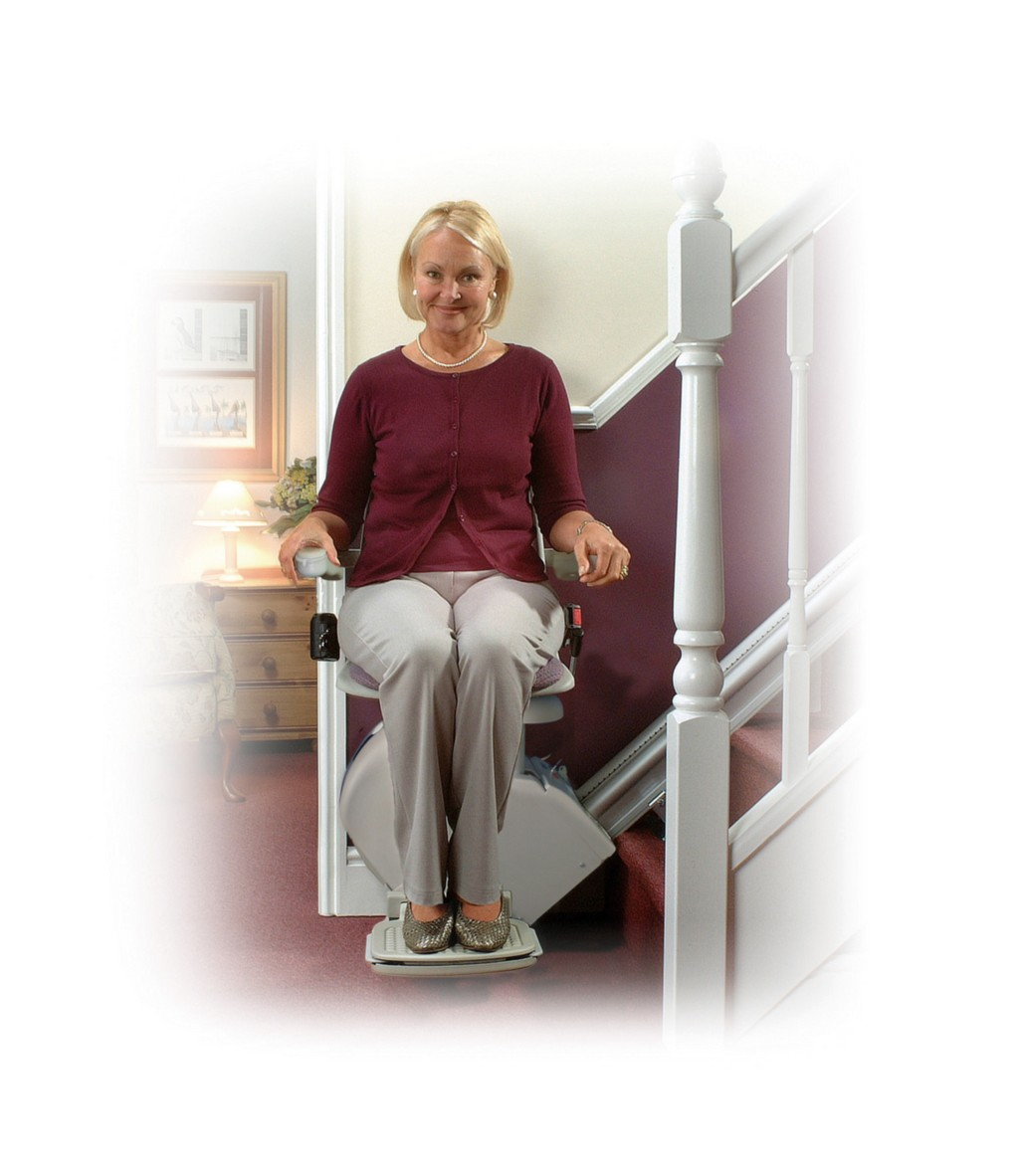 savaria stair lifts, chair stair lift, sterling 950 stair lift, stair lift medicare