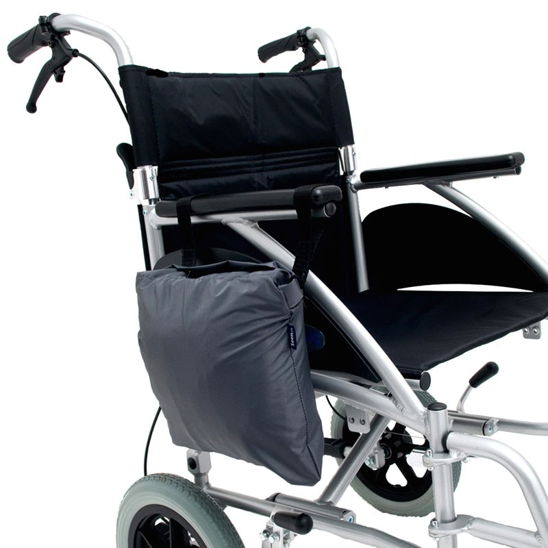 Wheelchair Assistance Pattern To Make A Bag On A Wheel Chair
