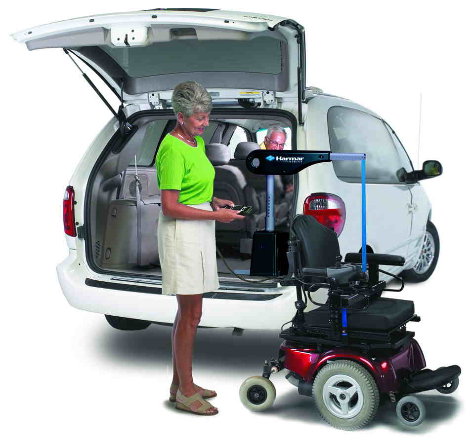 power lift for jazzy wheelchair, wheelchair lifts for vans, power wheelchair lift, wheelchair car lifts