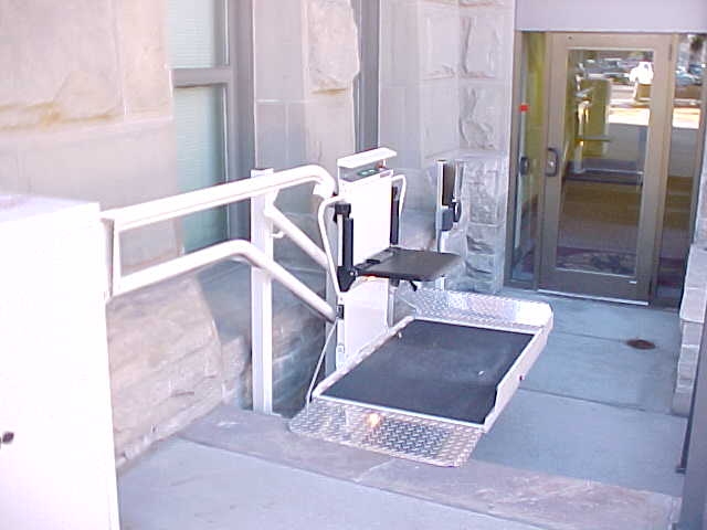 power wheel chair lift, used lift for wheelchair, wheelchair lift for beauty salon, braun vangater 11 wheelchair lift