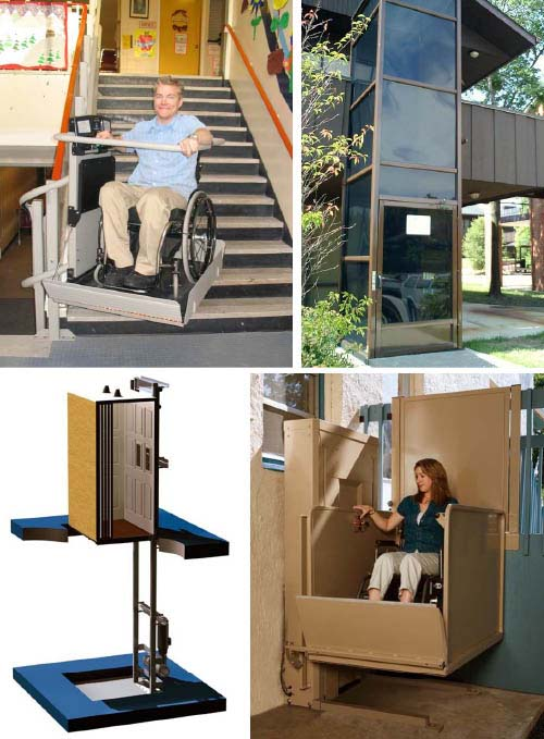 auto wheelchair lifts, power wheelchair lift, used residential wheelchair lift, wheelchair lifts on ebay