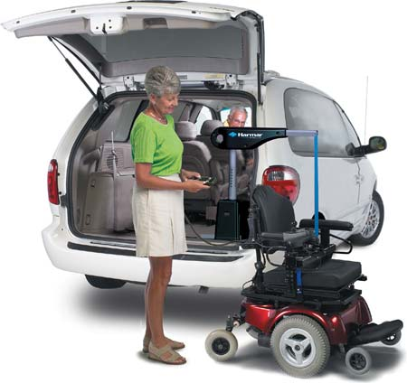 wheelchair lift vehicle, outdoor vertical wheelchair lift, handicap van with wheelchair lift, adaptive equipment company wheelchair lift