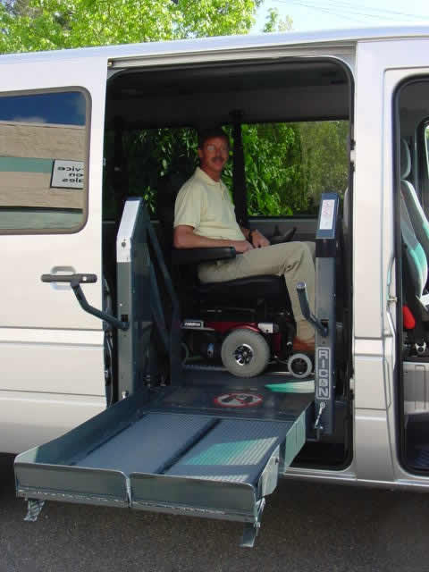 make your own wheelchair lift for a van, van wheel chair lifts, used lift for wheelchair, school bus ricon wheelchair lift photos