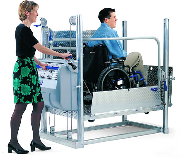 handicap wheelchair lift, van wheelchair and person lifts, automobile wheelchair lifts, wheelchair stair lift