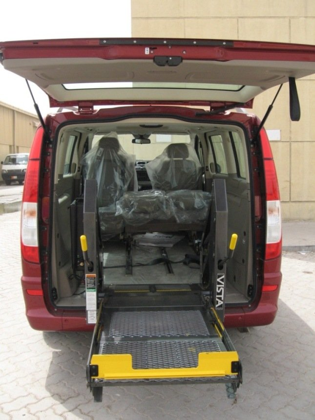 ricon wheelchair lift repair