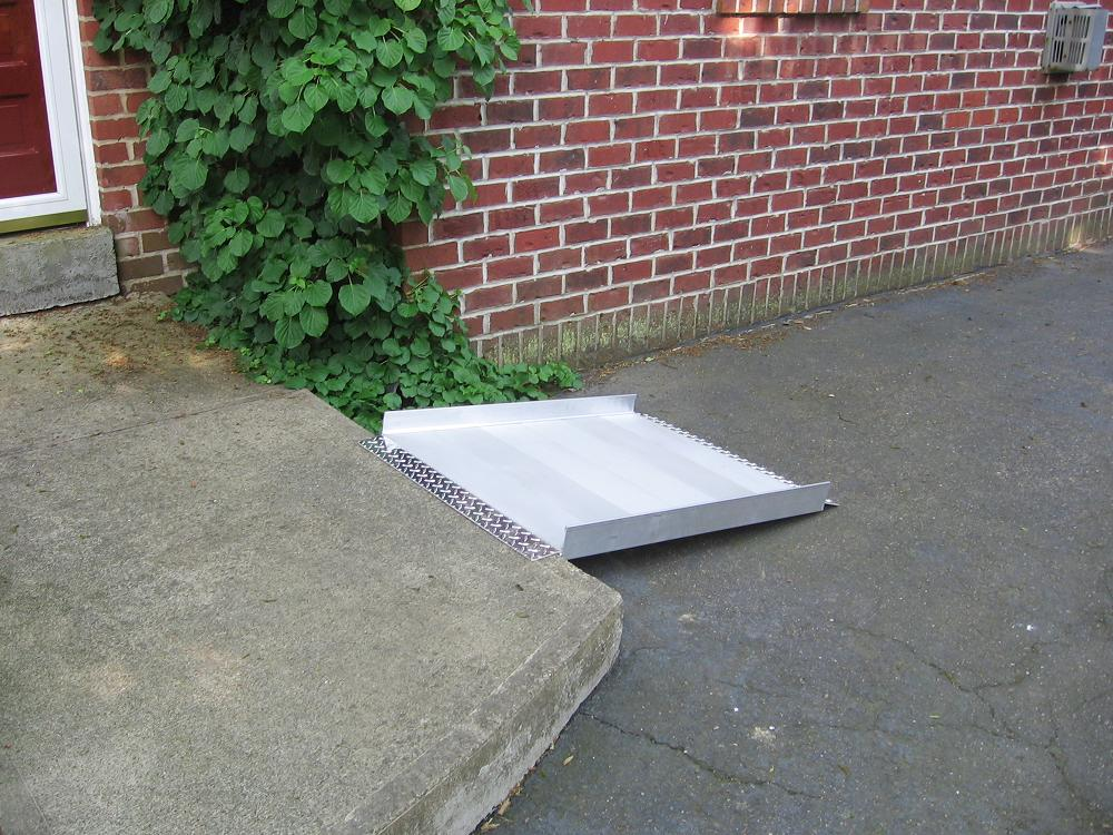 Wheelchair Ramp Slope
