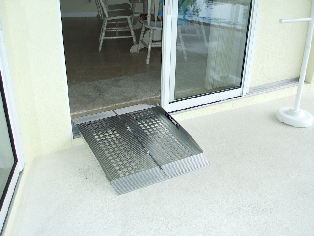 wheelchair ramp iron wheelchair ramps small portable wheelchair