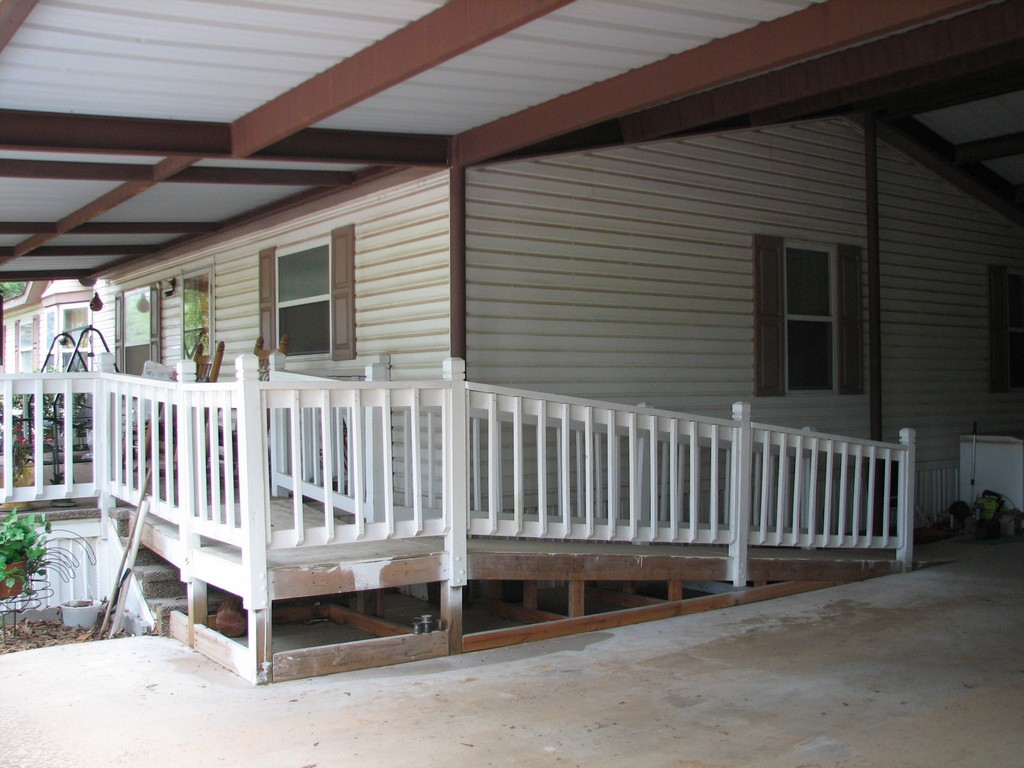 A Guide To ADA Wheelchair Ramps |