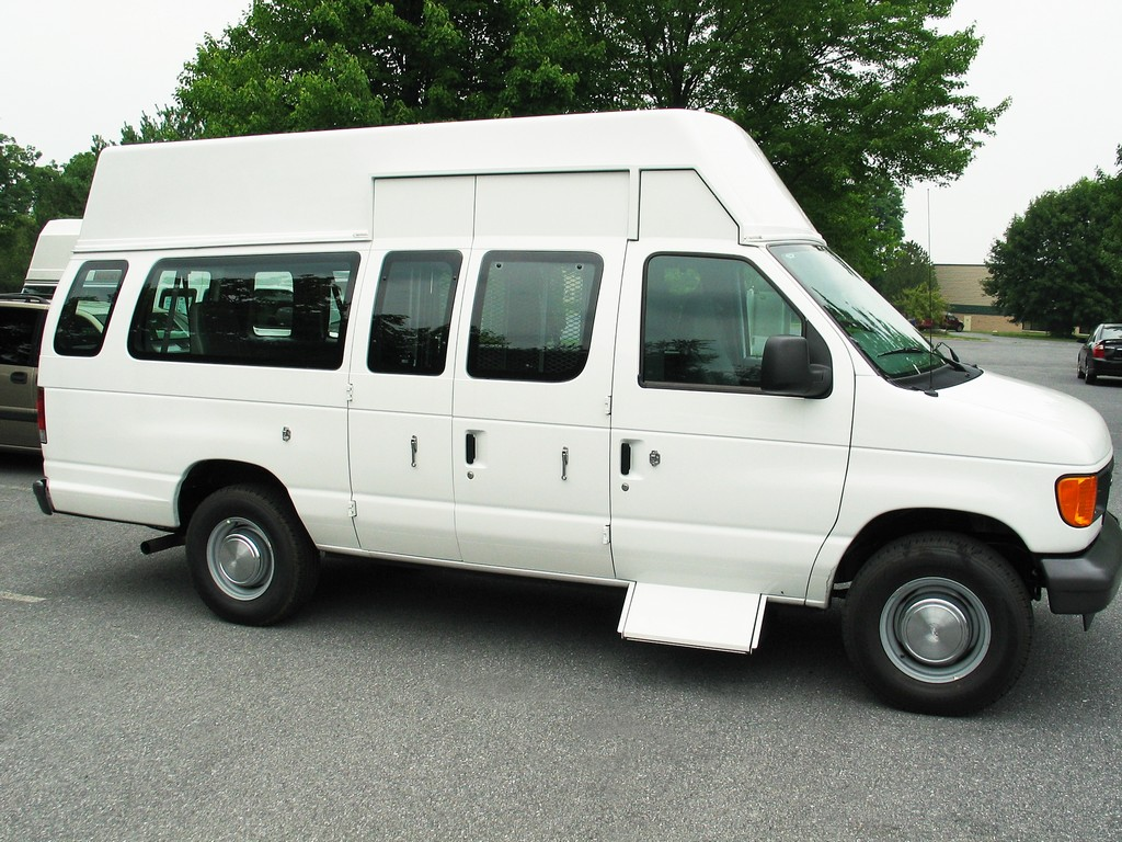 Dodge Vans Dodge Full Size Van Dodge Handicap Van Dodge